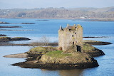 Castle 156 - Stalker, Scotland - especially for 'Geriv'