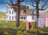 Country Art by John Sloane...