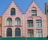 Bruges Belgium Gable House