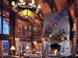 Ski Lodge Lake Placid New York