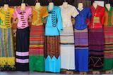 Thai national dresses