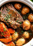 #Yummy Pot Roast
