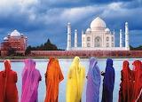 ~Taj Mahal, Agra, India~