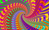 Abstract graphics colours colorful
