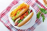 ^ Hot dog Buns