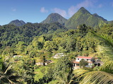 Dominicaanse-Republiek Landschap