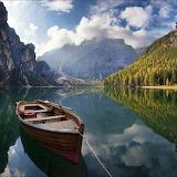 Italian Dolomite Mountains