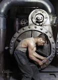 Powerhouse mechanic steam pump 1920