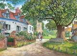 Brenchley Village - Steve Crisp