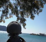 Eddie auf Kreta