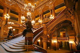 Opera House, Paris, France...