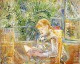 Berthe Morisot, La Lecture, 1888