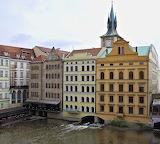Praha, Vltava or Moldau, CZ