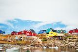 Greenland, Saqqaq village