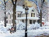 John Sloan Winter Tranquility