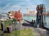 The Old Port, Amlwch, Anglesey - Harry Taylor Hoodless