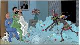 Tintin et les 7 boules de cristal
