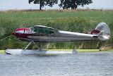 Cessna 195 on Floats