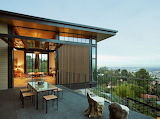 Modern house with a view Hollywood Hills