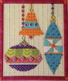 ^ Bargello Christmas Needlework