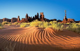 Norman Koren - Monument vlly sand 800 1