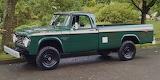 1965 Dodge Power Wagon W200