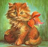 Cat Rusty