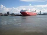 Galveston, Texas Harbor