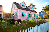 Pink Cottage, Bahamas Hope Town
