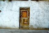 Solitary Door
