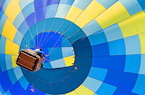 Blue Yellow Balloon