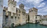 Castello scaligero-Lago di Garda