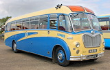 Bedford Bus MJB481 MOD