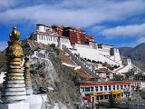 Potala Palace, Llhasa, Tibet