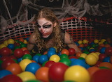 Careful of what's lurking in the ball pit...