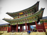 Seoul South Korea Gyeongbokgung Palace