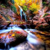 ~Autumn Waterfall~