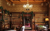 "Books tumblr dogstardreaming ""The study at Knightshayes Court"" """