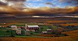Pennsylvania farmscape