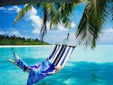 faire la sieste aux Maldives
