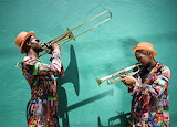 Musicians Cape Town Africa