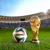 2014 FIFA World Cup, Brazil...