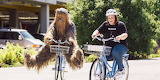 I went for a ride with Chewbacca!