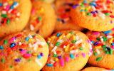 #Rainbow Sugar Cookies ❤