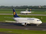 Streikpuzzle Boeing 737