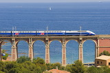 TGV-Duplex at Cote Bleue
