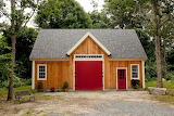 Barn w/ Red Door