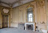 Abandoned mirror mansion