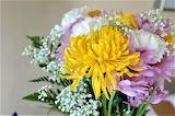 Bouquet chrysanthemum