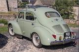 4 cv Renault - La Parisienne